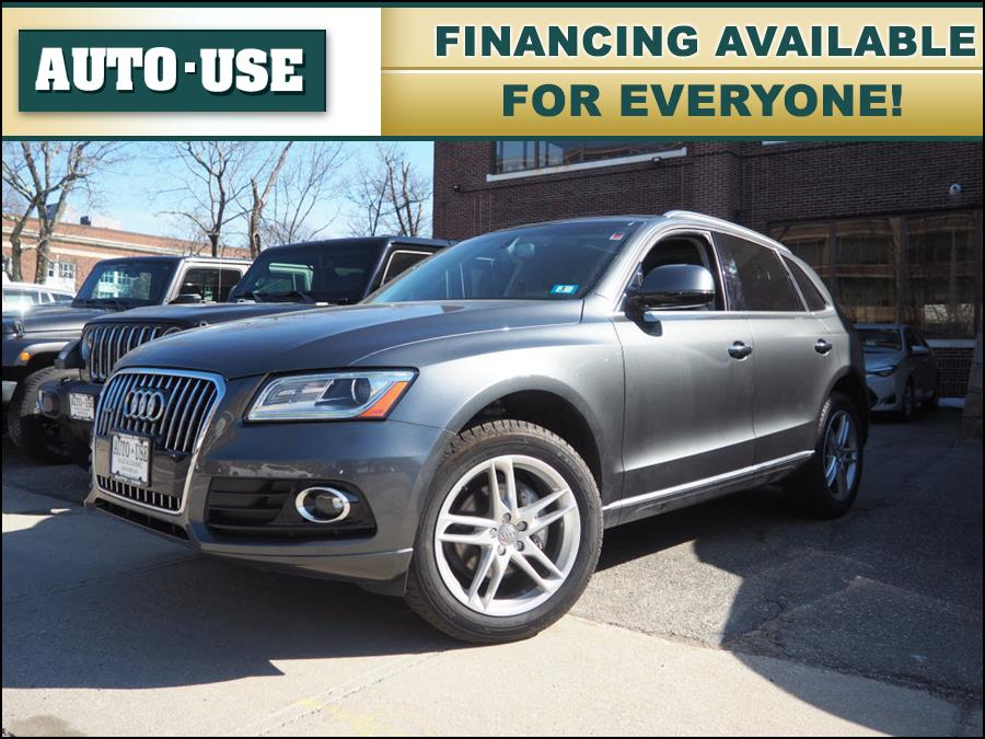 Used 2017 Audi Q5 in Andover, Massachusetts | Autouse. Andover, Massachusetts