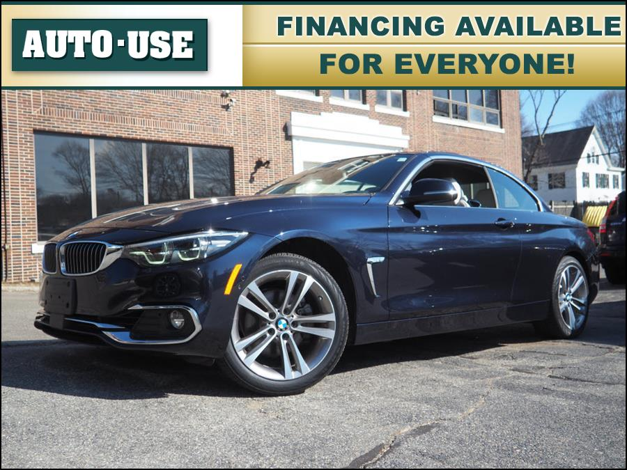 Used 2018 BMW 4 Series in Andover, Massachusetts | Autouse. Andover, Massachusetts