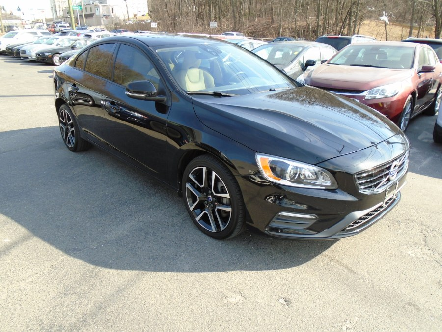 Used Volvo S60 T5 AWD Dynamic 2017 | Jim Juliani Motors. Waterbury, Connecticut