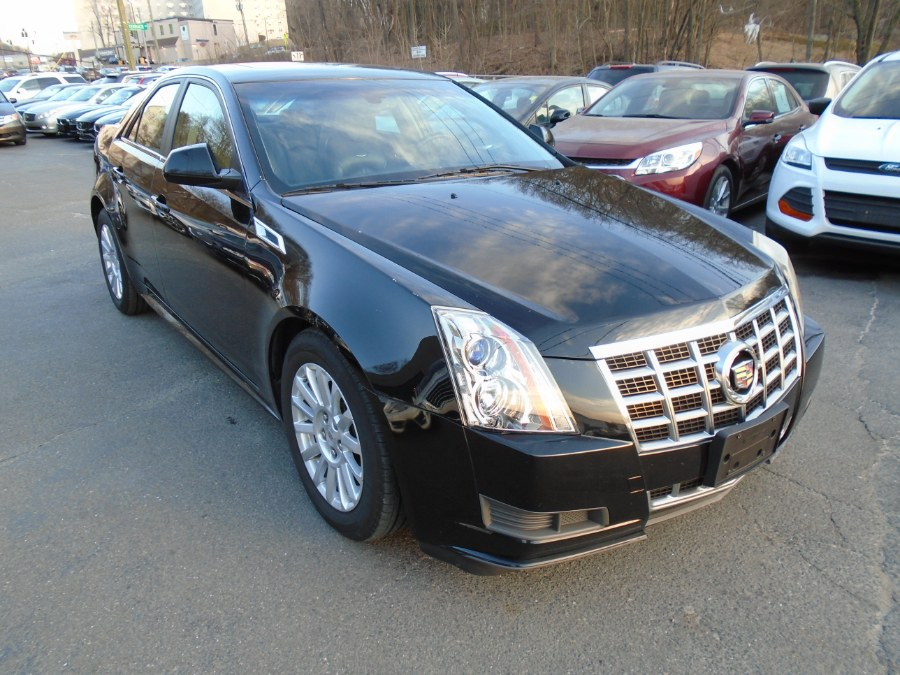 Used Cadillac CTS Sedan 4dr Sdn 3.0L Luxury AWD 2013 | Jim Juliani Motors. Waterbury, Connecticut