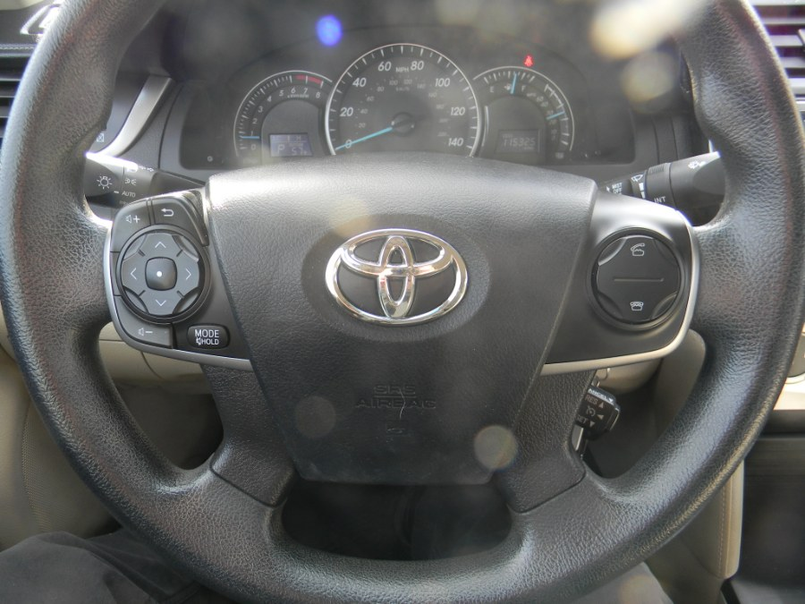Used Toyota Camry 4dr Sdn I4 Auto LE (Natl) 2012 | M&M Vehicles Inc dba Central Motors. Southborough, Massachusetts