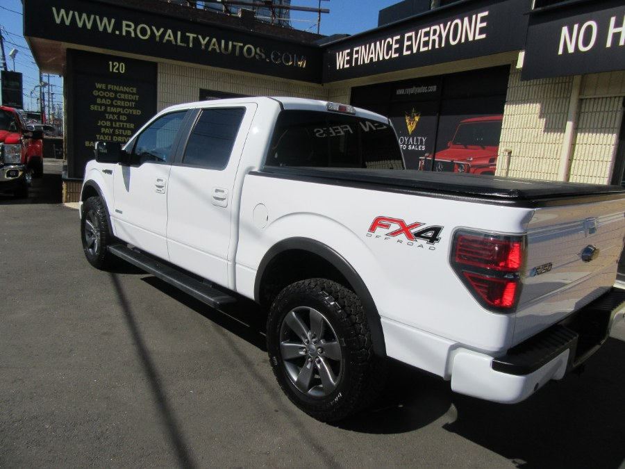 "Used Ford F-150 4WD SuperCrew 145"" FX4 2014 
