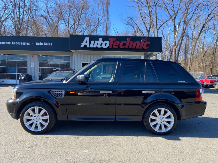 Used 2008 Land Rover Range Rover Sport in New Milford, Connecticut