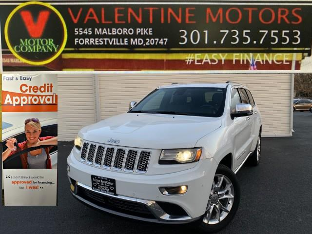 Used 2014 Jeep Grand Cherokee in Forestville, Maryland   Valentine Motor Company. Forestville, Maryland