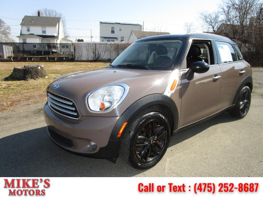 Used MINI Cooper Countryman FWD 4dr 2011 | Mike's Motors LLC. Stratford, Connecticut