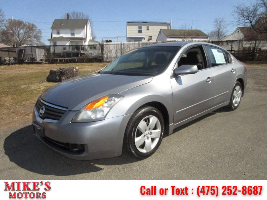 Used 2008 Nissan Altima in Stratford, Connecticut | Mike's Motors LLC. Stratford, Connecticut