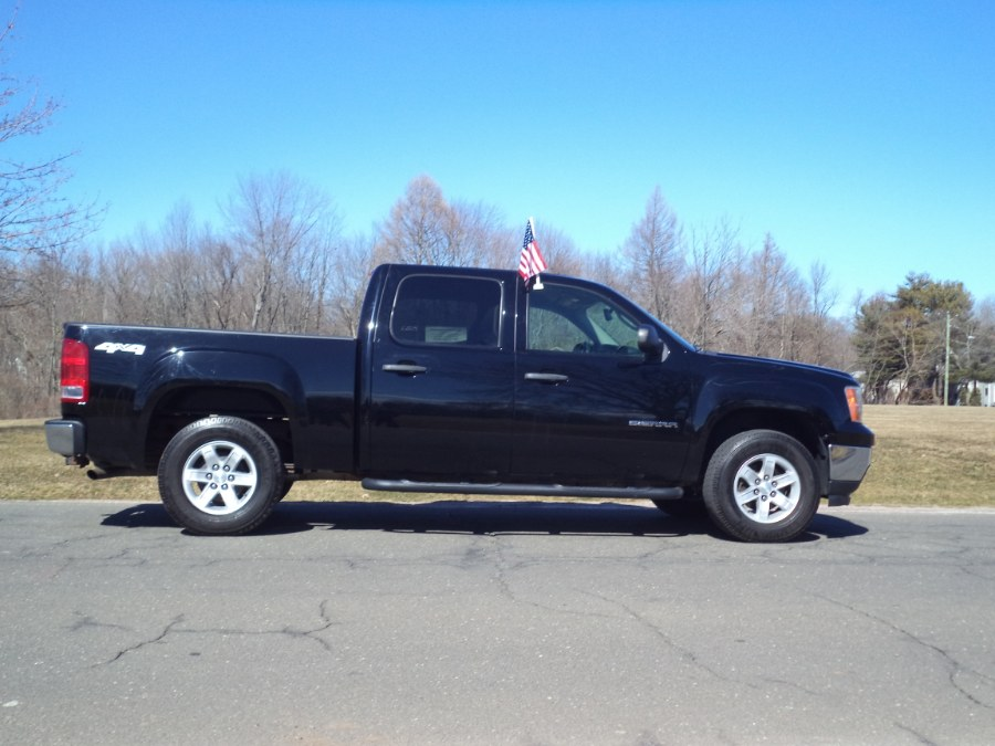 "Used GMC Sierra 1500 4WD Crew Cab 143.5"" SLE 2011 