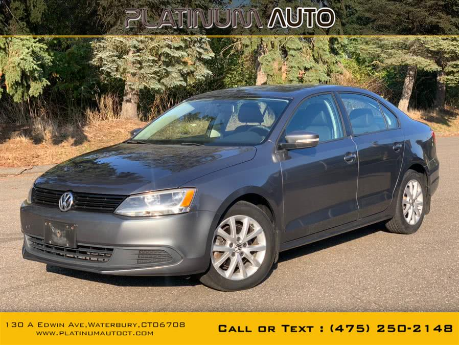 Used 2012 Volkswagen Jetta Sedan in Waterbury, Connecticut | Platinum Auto Care. Waterbury, Connecticut