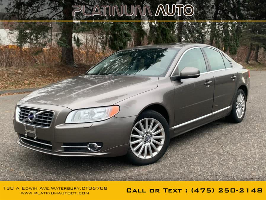 Used 2012 Volvo S80 in Waterbury, Connecticut | Platinum Auto Care. Waterbury, Connecticut