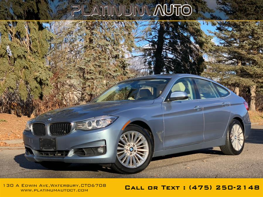 Used 2014 BMW 3 Series Gran Turismo in Waterbury, Connecticut | Platinum Auto Care. Waterbury, Connecticut