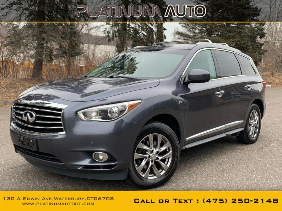 Used 2014 Infiniti QX60 in Waterbury, Connecticut | Platinum Auto Care. Waterbury, Connecticut