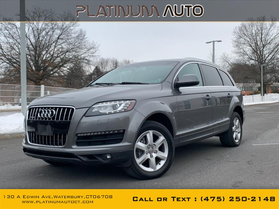Used 2010 Audi Q7 in Waterbury, Connecticut | Platinum Auto Care. Waterbury, Connecticut