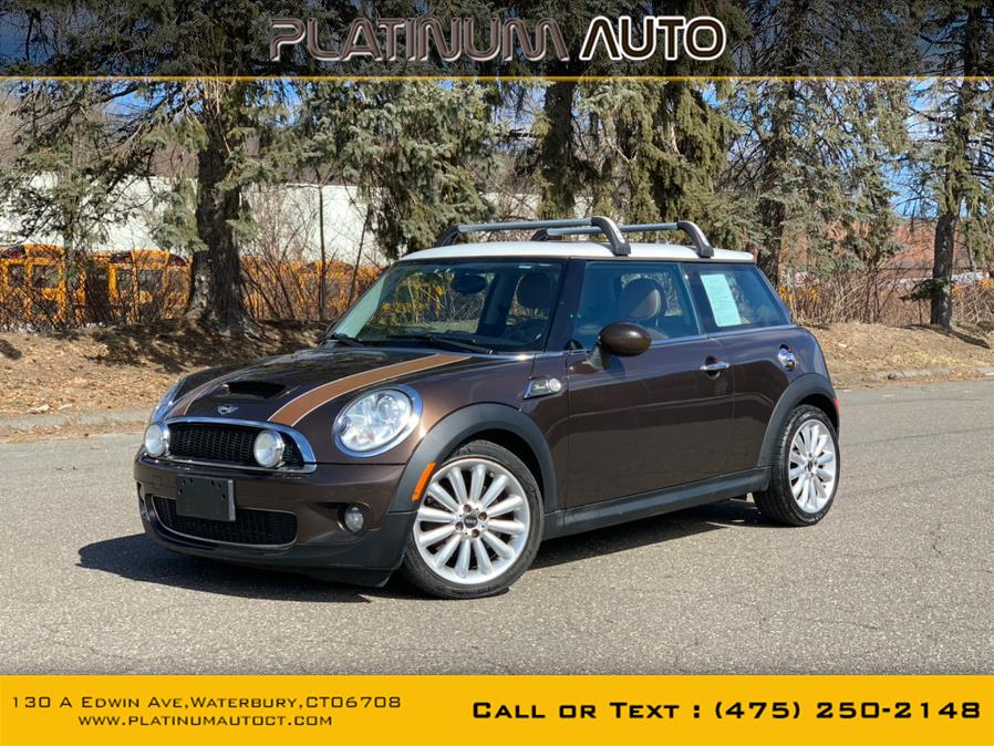 Used MINI Cooper Hardtop 2dr Cpe S 2010 | Platinum Auto Care. Waterbury, Connecticut