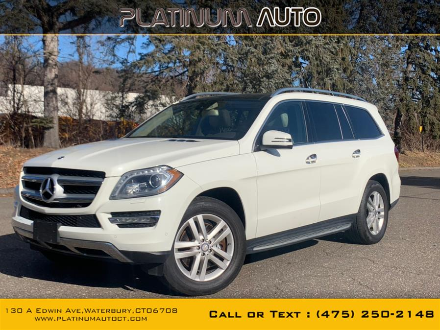 Used 2013 Mercedes-Benz GL-Class in Waterbury, Connecticut | Platinum Auto Care. Waterbury, Connecticut