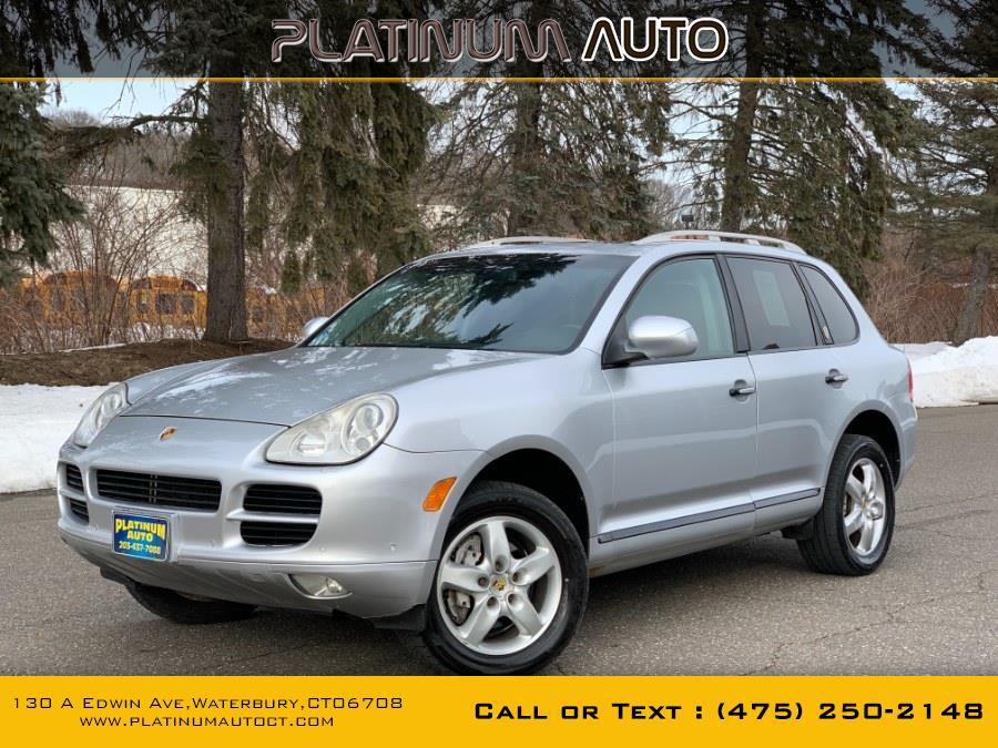 Used 2005 Porsche Cayenne in Waterbury, Connecticut | Platinum Auto Care. Waterbury, Connecticut