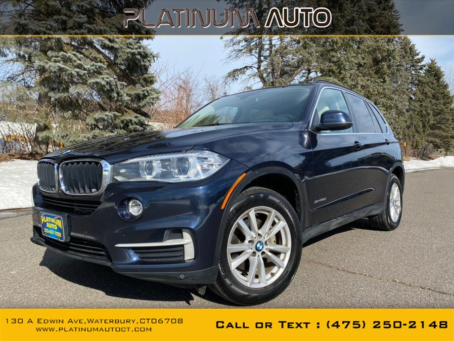 Used 2014 BMW X5 in Waterbury, Connecticut | Platinum Auto Care. Waterbury, Connecticut