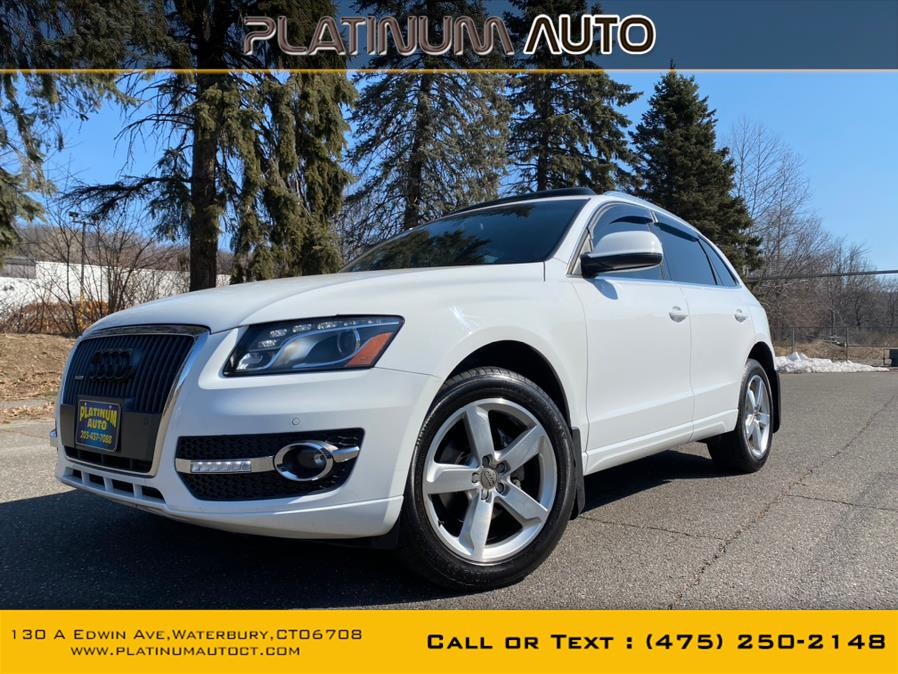 Used 2012 Audi Q5 in Waterbury, Connecticut | Platinum Auto Care. Waterbury, Connecticut