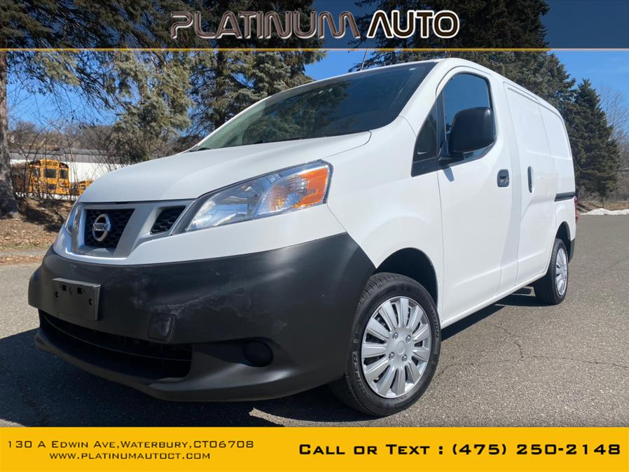 Used Nissan NV200 I4 S 2015 | Platinum Auto Care. Waterbury, Connecticut