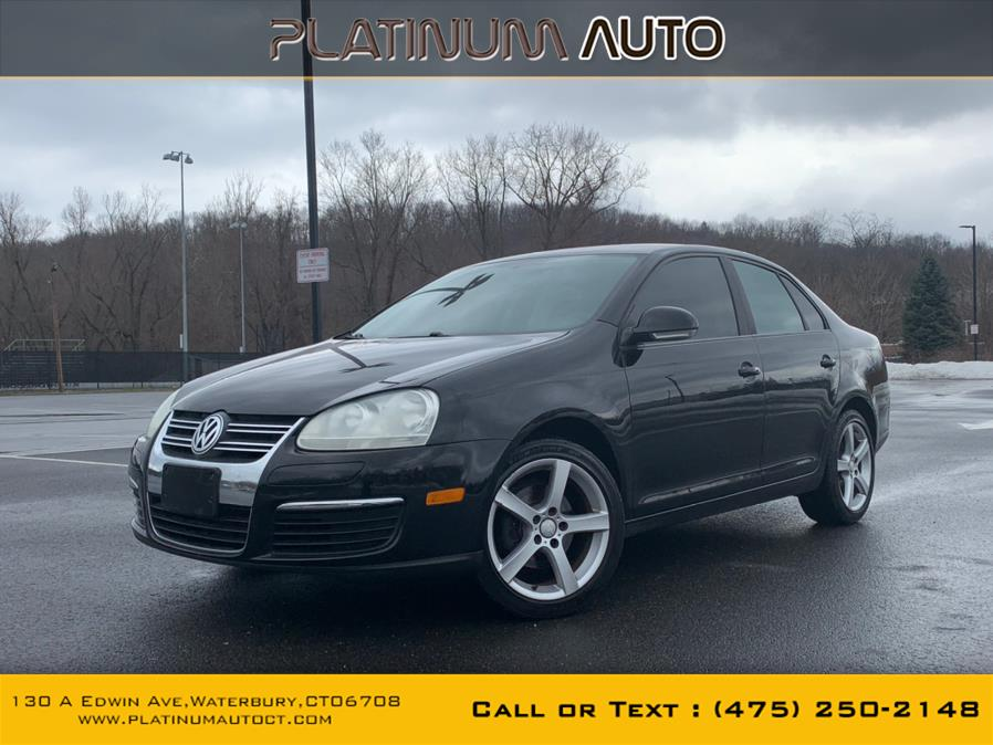Used 2008 Volkswagen Jetta Sedan in Waterbury, Connecticut | Platinum Auto Care. Waterbury, Connecticut