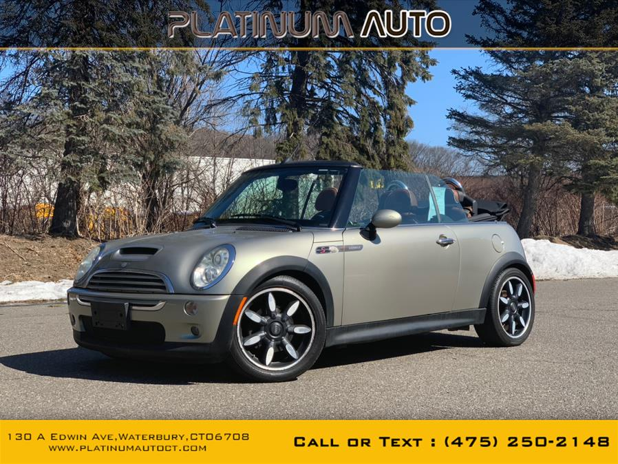 Used 2008 MINI Cooper Convertible in Waterbury, Connecticut | Platinum Auto Care. Waterbury, Connecticut