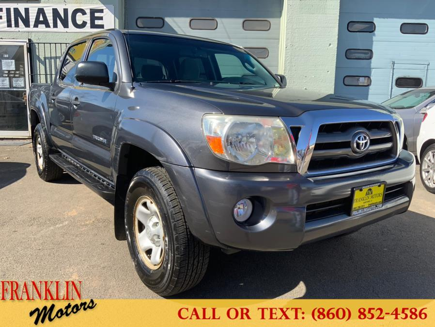 Used 2009 Toyota Tacoma in Hartford, Connecticut | Franklin Motors Auto Sales LLC. Hartford, Connecticut