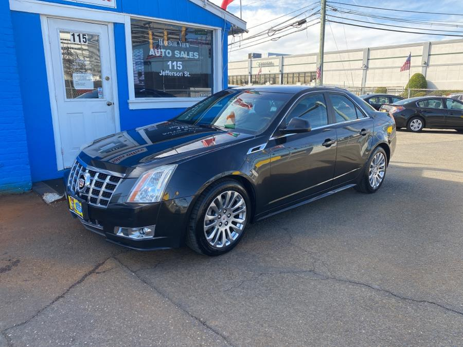 Used 2012 Cadillac CTS Sedan in Stamford, Connecticut | Harbor View Auto Sales LLC. Stamford, Connecticut