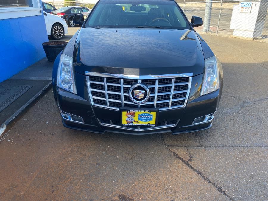 Used Cadillac CTS Sedan 4dr Sdn 3.6L Performance AWD 2012 | Harbor View Auto Sales LLC. Stamford, Connecticut