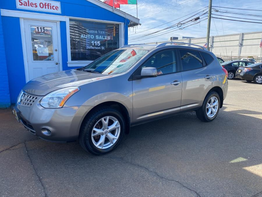 Used Nissan Rogue AWD 4dr SL 2009 | Harbor View Auto Sales LLC. Stamford, Connecticut