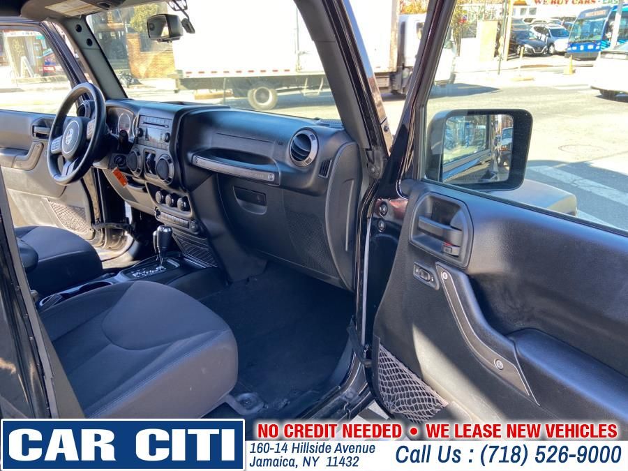 Used Jeep Wrangler Unlimited 4WD 4dr Sport 2016 | Car Citi. Jamaica, New York