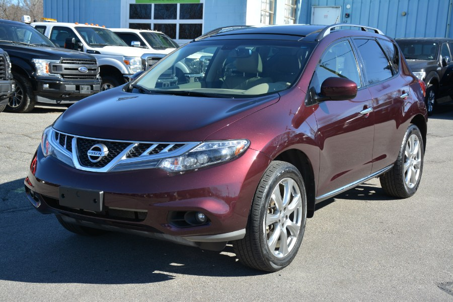 Used Nissan Murano FWD 4dr LE 2014 | New Beginning Auto Service Inc . Ashland , Massachusetts