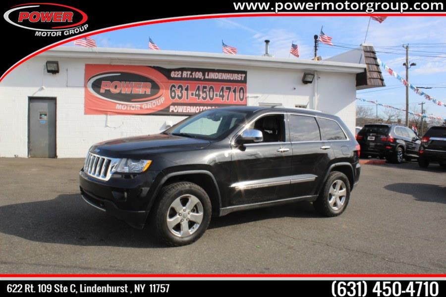 Used 2011 Jeep Grand Cherokee - OVERLAND in Lindenhurst , New York | Power Motor Group. Lindenhurst , New York