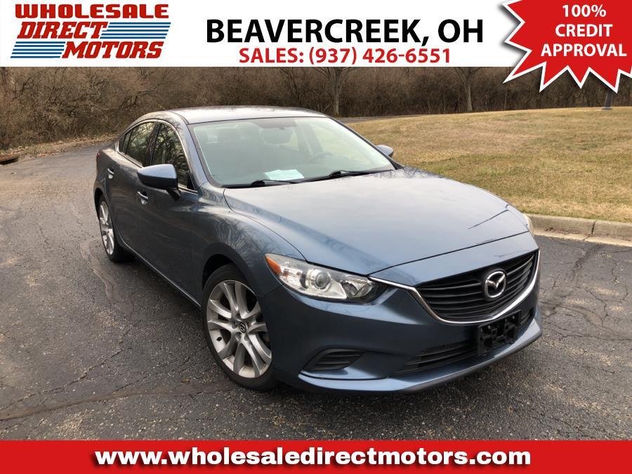Used Mazda Mazda6 4dr Sdn Auto i Touring 2014 | Wholesale Direct Motors. Beavercreek, Ohio