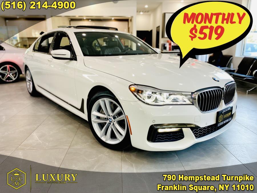Used 2017 BMW 7 Series in Franklin Square, New York | Luxury Motor Club. Franklin Square, New York
