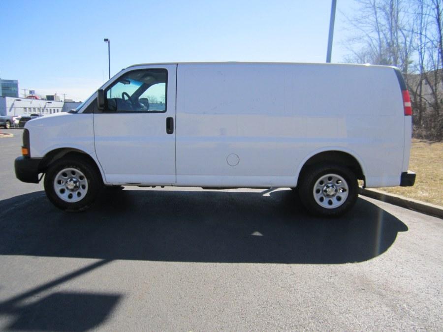"Used Chevrolet Express Cargo Van RWD 1500 135"" 2012   A-Tech. Medford, Massachusetts"