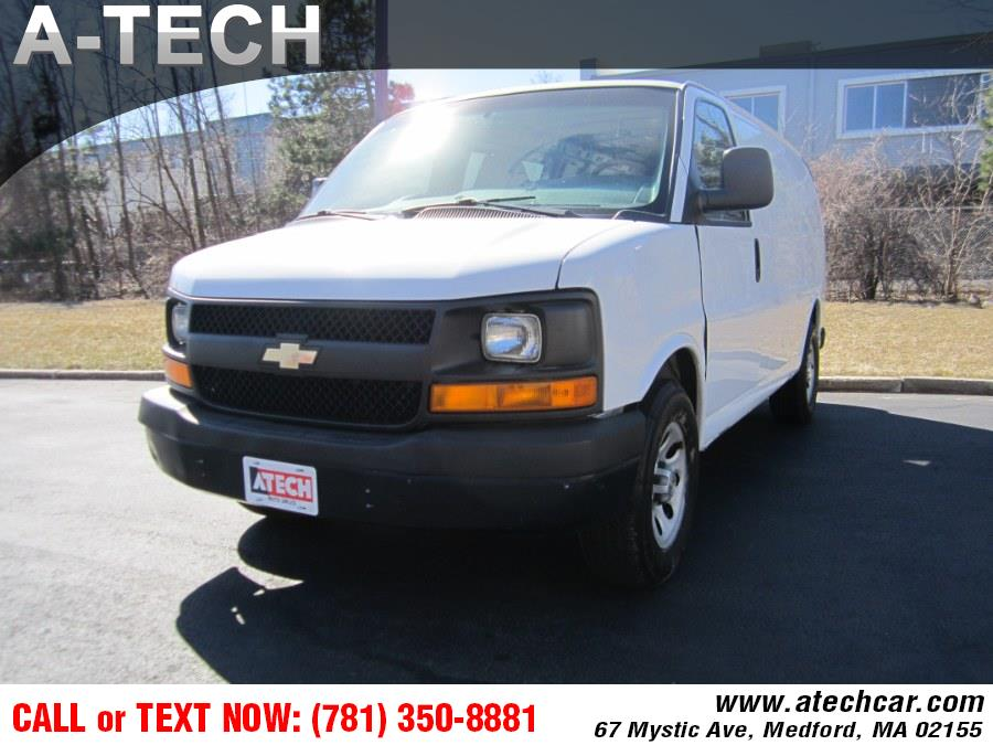 Used 2012 Chevrolet Express Cargo Van in Medford, Massachusetts | A-Tech. Medford, Massachusetts