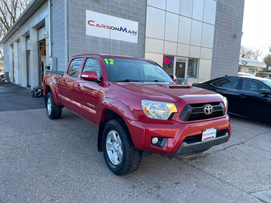 Used Toyota Tacoma 4WD Double Cab LB V6 AT (Natl) 2012 | Carsonmain LLC. Manchester, Connecticut