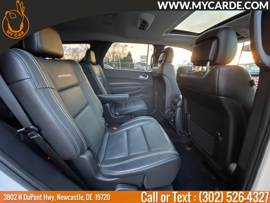 Used Dodge Durango Citadel AWD 2018   My Car. Newcastle, Delaware