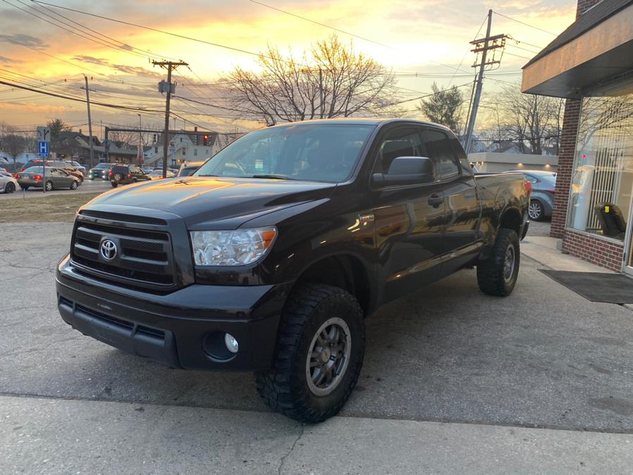 Used Toyota Tundra 4WD Truck Double Cab 5.7L V8 6-Spd AT (Natl) 2013 | Safe Used Auto Sales LLC. Danbury, Connecticut