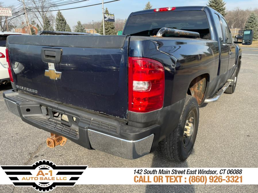 "Used Chevrolet Silverado 2500HD 4WD Ext Cab 143.5"" Work Truck 2010   A1 Auto Sale LLC. East Windsor, Connecticut"