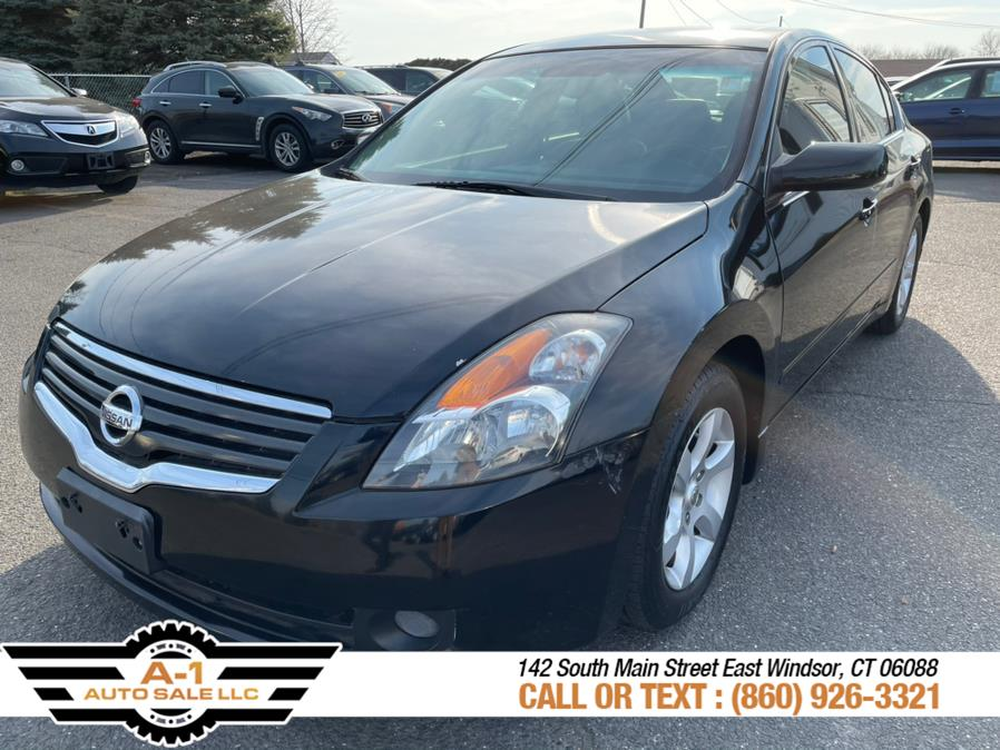 Used 2009 Nissan Altima in East Windsor, Connecticut | A1 Auto Sale LLC. East Windsor, Connecticut