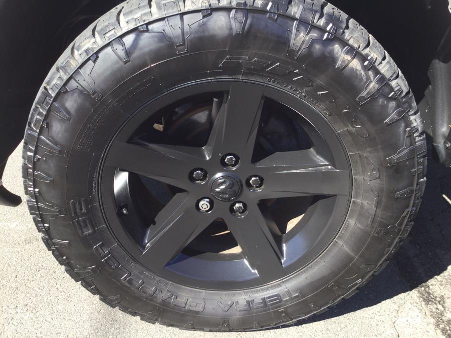 """Used Ram 1500 4WD Quad Cab 140.5"""" Express 2014   L&S Automotive LLC. Plantsville, Connecticut"""