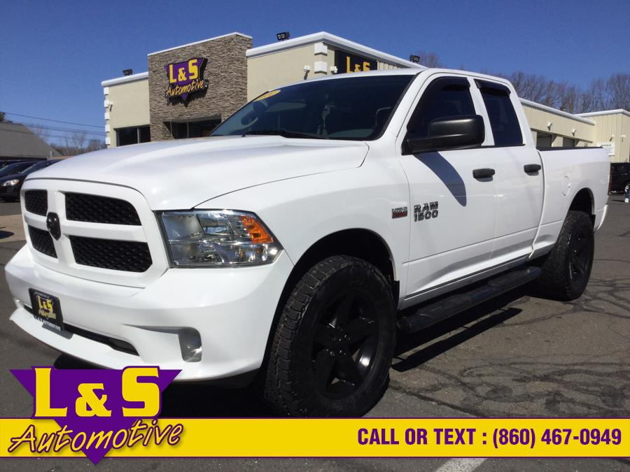 Used 2014 Ram 1500 in Plantsville, Connecticut | L&S Automotive LLC. Plantsville, Connecticut