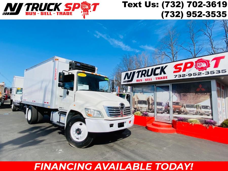 Used 2010 HINO 268 in South Amboy, New Jersey   NJ Truck Spot. South Amboy, New Jersey