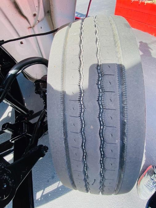 Used FREIGHTLINER M2 18 FEET FLATBED + LIFT GATE + CUMMINS ENGINE 2013   NJ Truck Spot. South Amboy, New Jersey