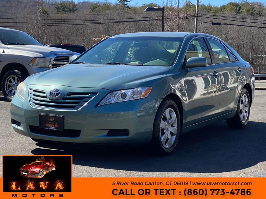 Used 2009 Toyota Camry in Canton, Connecticut | Lava Motors. Canton, Connecticut