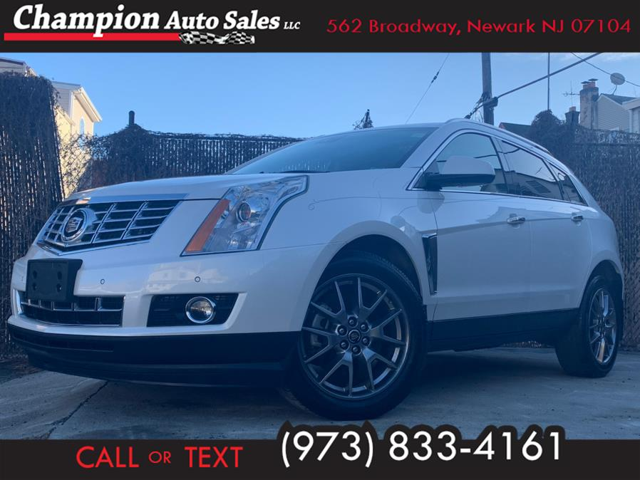 Used Cadillac SRX AWD 4dr Premium Collection 2015 | Champion Used Auto Sales 2. Newark , New Jersey