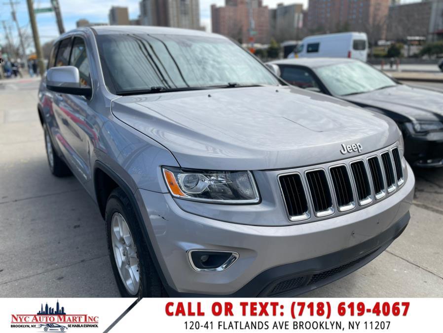 Used 2015 Jeep Grand Cherokee in Brooklyn, New York | NYC Automart Inc. Brooklyn, New York