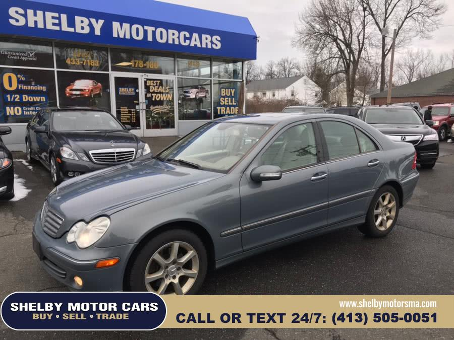 Used Mercedes-Benz C-Class 4dr Sdn 3.0L Luxury 4MATIC 2007 | Shelby Motor Cars . Springfield, Massachusetts