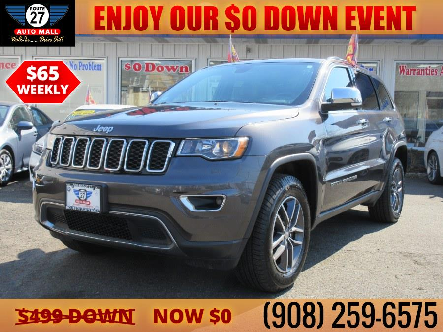 Used 2018 Jeep Grand Cherokee in Linden, New Jersey | Route 27 Auto Mall. Linden, New Jersey