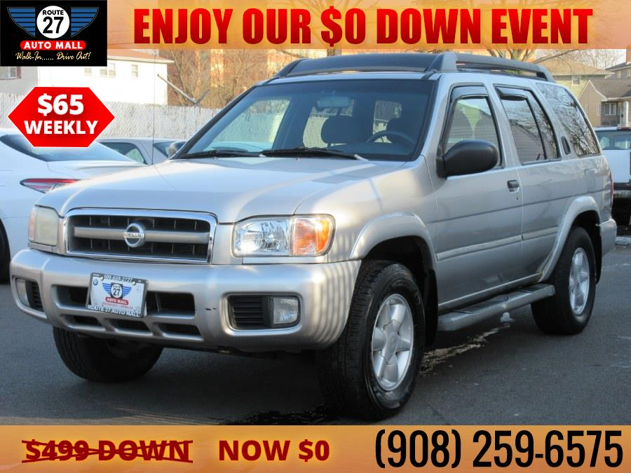 Used 2002 Nissan Pathfinder in Linden, New Jersey | Route 27 Auto Mall. Linden, New Jersey